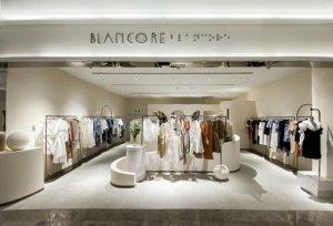 入驻北京老佛爷,北美设计师品牌BLANCORE离你更近了